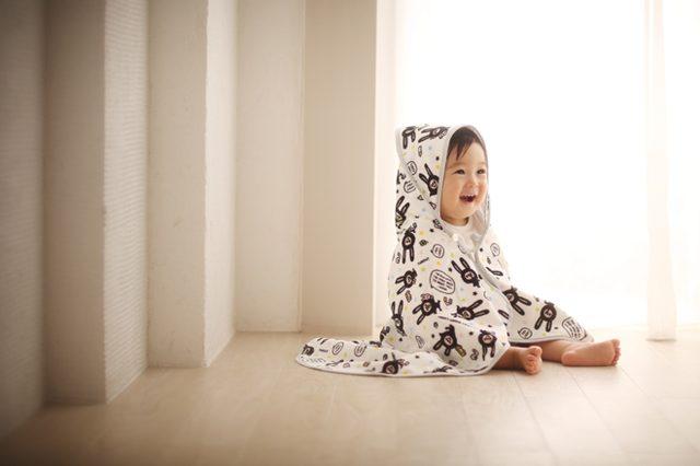 画像: 純日本製タオルブランド「ホットマン」から、taroutのデザインによるベビーアイテムが発売に。