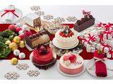 画像: クリスマスは早めの計画がカギ!「ザ・キャピトル クリスマスケーキ」10月1日より予約開始