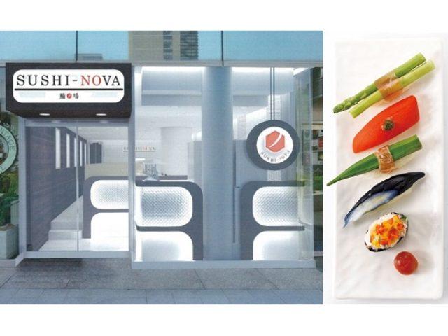画像: かっぱ寿司の新業態、回らない寿司「鮨ノ場」が青山に誕生!郊外型から都市型へ!!