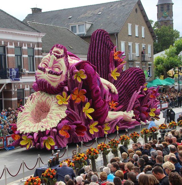 画像: 圧巻の美しさ!ゴッホの作品をモチーフにしたオランダの花祭とは