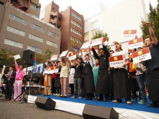 画像: 激戦区のNo.1を決定!日本最大級の「カレーフェス」が神田で開催