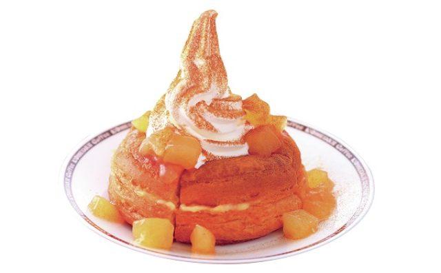 画像: 話題の喫茶スイーツ「シノワロール」にりんご&シナモン香る秋の新作登場