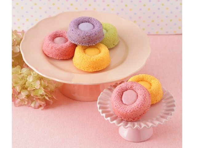 画像: 女心をくすぐるかわいさ!小さな花を思わせる可憐な新作焼菓子「フィオーリ」新登場