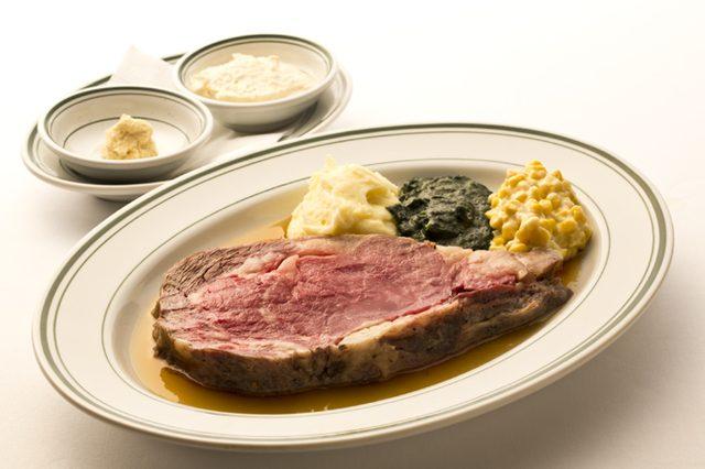 画像: 「ウルフギャング・ステーキハウス」に、プライムグレードの牛肉の醍醐味が堪能できる、新ランチメニューが登場。