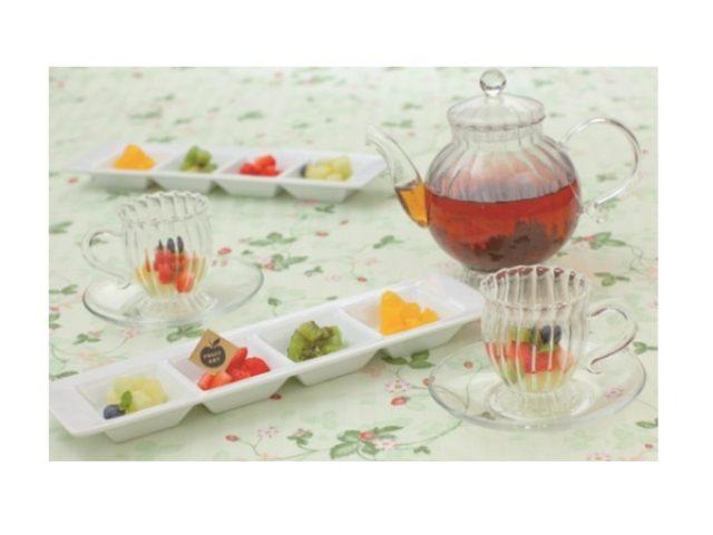画像: 「TEAS' TEA フルーツハロウィン」開催!オリジナルフルーツティーづくりが体験できる!!