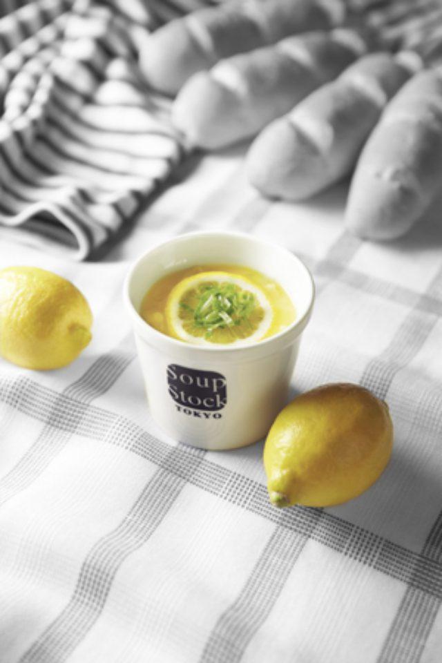 画像: Soup Stock Tokyoがレモンの爽やかな「芸術家のレモンと鶏肉のスープ」を発売。