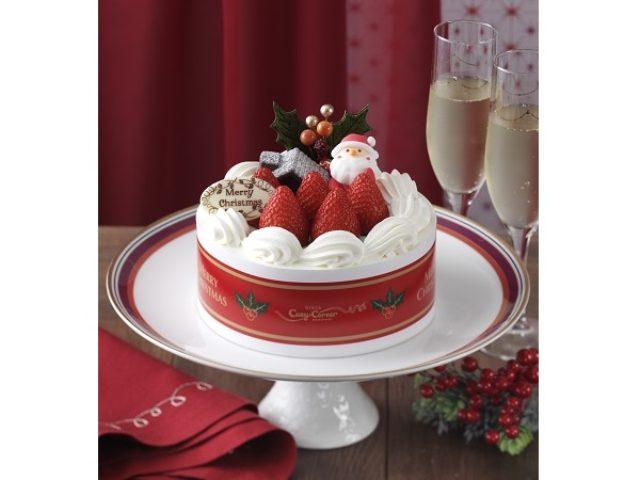 画像: 今年も「銀座コージーコーナー」から、バラエティー豊かなクリスマスケーキが登場!「これ!」というケーキがきっと見つかる全27品