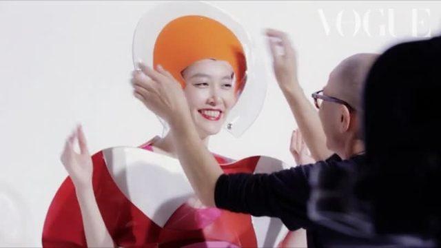 画像: 菊地凛子が『VOGUE JAPAN』2015年2月号のカバーに登場!_Vogue Japan