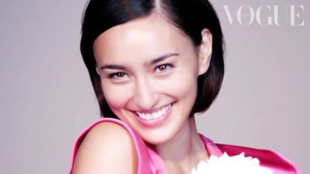 画像: 長谷川潤、VOGUEシューティングの裏側へ潜入_Vogue Japan