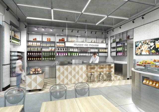 画像: 新感覚のムースも!予約困難なフレンチ「オギノ」シェフ監修のデリ&カフェがオープン