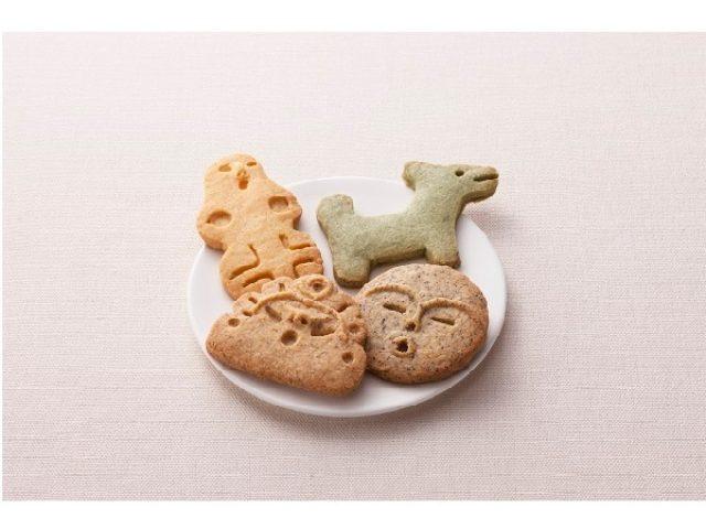 画像: 古墳から飛び出した?!「どき土器クッキー」やマドレーヌなど厳選たまごを使った心あたたまる焼き菓子