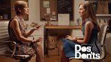 画像: Season 1-非営利団体「FEED」設立者ローレン・ブッシュ・ローレンへの職場に関する質問