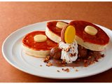画像: 【ホテルニューオータニ大阪】「ふわっカリッ」の食感が新しい!秋の新作は、進化した特製パンケーキ!!