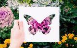 """画像: この秋始めたい!自然の美しさを閉じ込める""""切り紙アート""""とは?"""