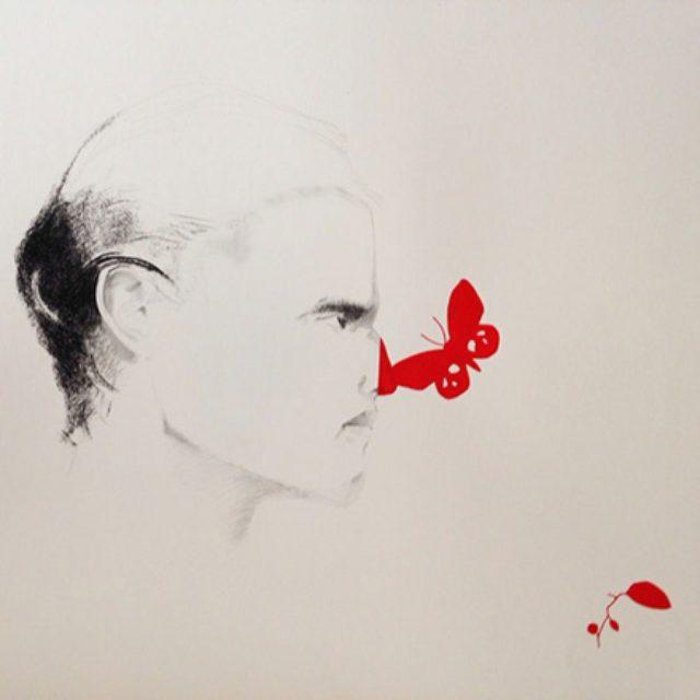 画像: デ・ドゥエのグラフィックデザイナー、アルフレド・オルメドのアート展が、青参道アートフェア 2015にて開催。