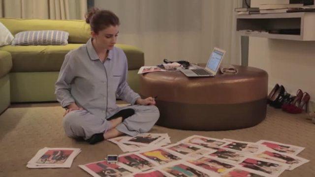 画像: クロエ・マールから見たレッドカーペット-ゴールデン・グローブ賞のレッドカーペットにてベストドレッサーリスト作成の取材