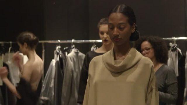 画像: チオマ・ナディの注目デザイナーたち-ニューヨーク ファッション・ウィーク直前のハービソン事務所にて