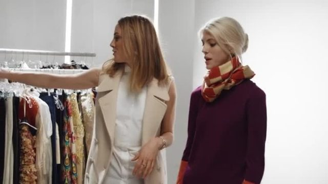 画像: Season 1-プロエンザ スクーラーのプリーツスカートの2通りの着こなし