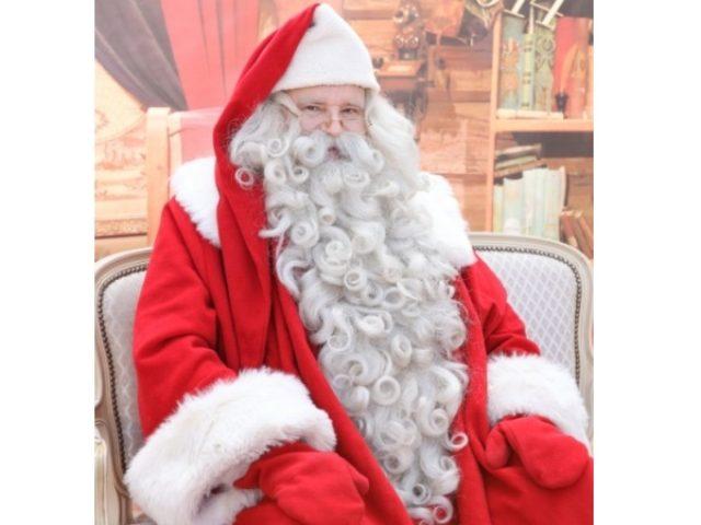 画像: 【プレミアム・アウトレット】クリスマスは本場フィンランドのサンタクロースに会いに行こう!!記念撮影で思い出をパチリ