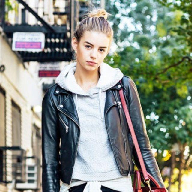 画像: NYのモデル達、お気に入りのライダーススタイルは?