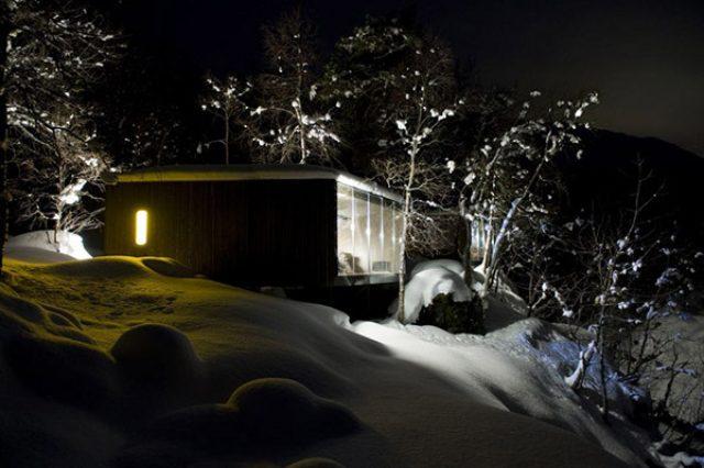 """画像: 死ぬまでに訪れたい!自然の神秘あふれる""""孤高の北欧リゾート""""が人気に"""