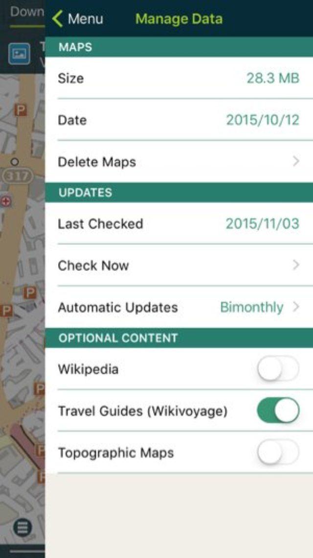 画像: 海外旅行に便利!電波の届かない所でも地図が見られる「Pocket Earth PRO Offline Maps」
