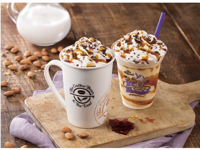 画像: コーヒービーン&ティーリーフのホリデー・寒い冬にリラックスできるアーモンドミルクはいかが?