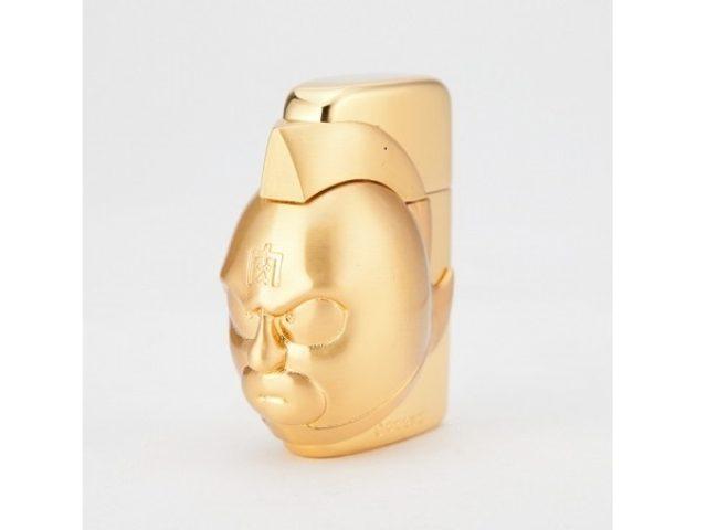 画像: 本日より予約受付開始!ゴールドに輝くRONSON「キン肉マン」ライターは、闘魂のリングパッケージ入り!