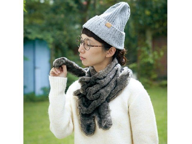 画像: 猫をマフラー代わりにしてお散歩したい...そんな夢を叶える、本物の猫より長い「猫たんぽウォーマー」