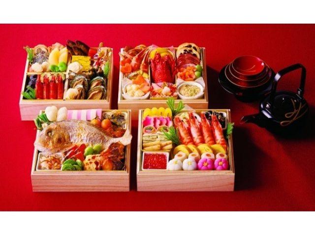 """画像: 伊豆の老舗旅館でロブスターやフカヒレ入り""""豪華おせち""""を味わう、グルメなお正月プランはいかが?"""
