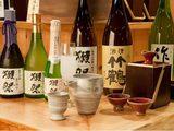 画像: 入手困難なあの銘柄まで?!神楽坂で、プレミアムな地酒50種以上が2800円で飲み放題!