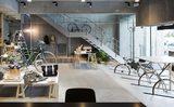 """画像: """"自転車×コーヒー""""がテーマのコミュニティースペースが外苑前にオープン!"""