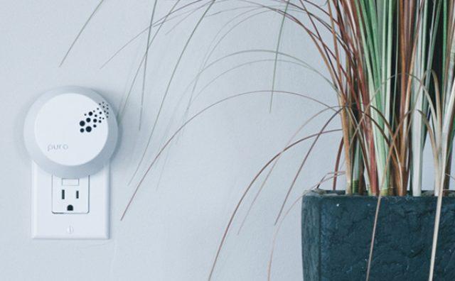 画像: お部屋の香りを自在に操ろう!スマホ連動のアロマディフューザーが登場