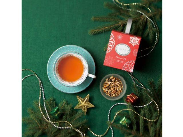画像: 心も体も温まる!「ウェッジウッド クリスマスティー」が香り新たに今年も登場!!