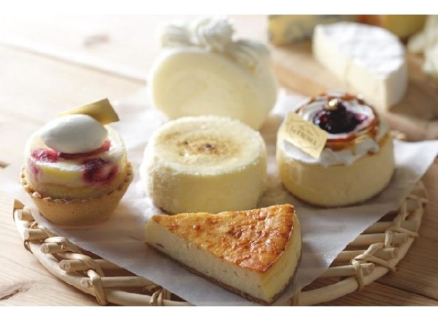 """画像: """"大人の味わい""""本格チーズケーキ専門ブランド「赤い風船 ル・フロマ」が12月11日オープン!!"""