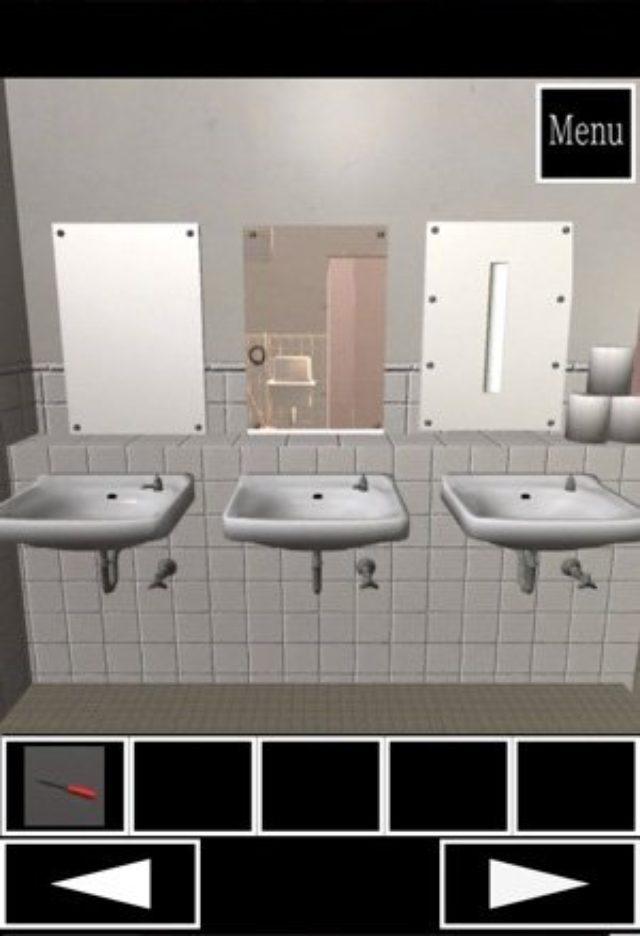 画像: 昔懐かしい学校シリーズの最新版『女子トイレからの脱出』がとにかくリアル!