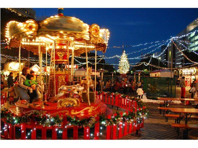 画像: ヨーロッパ伝統のクリスマスマーケット!栄で「名古屋クリスマスマーケット2015」開催!!