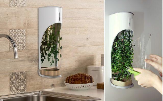 画像: キッチンで栽培したハーブをそのまま料理に!インテリアにもなるスマート・プランター