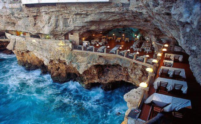画像: 一生に一度は訪れてみたい!アドリア海を望む絶景レストラン