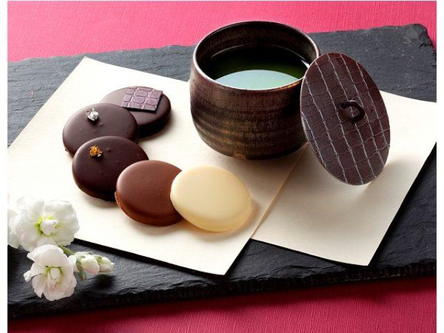 画像: 古風で上質なバレンタイン、唐津焼×チョコレートギフトを手に入れることができる幸せ者は10人?
