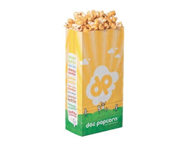 画像: 自然派で低カロリー全米ナンバー1のDoc Popcornが長野初見参!ながの東急百貨店にて