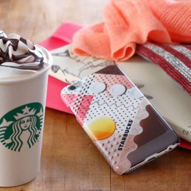 画像: スタバのケース第3弾!賑やかなコーヒータイムを表現した吉田ユニデザインが素敵♪