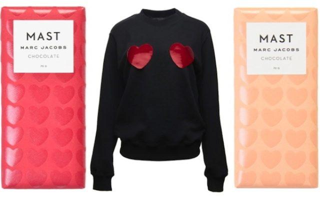画像: 「マーク ジェイコブス」からバレンタインにぴったりなカプセルコレクションが登場!