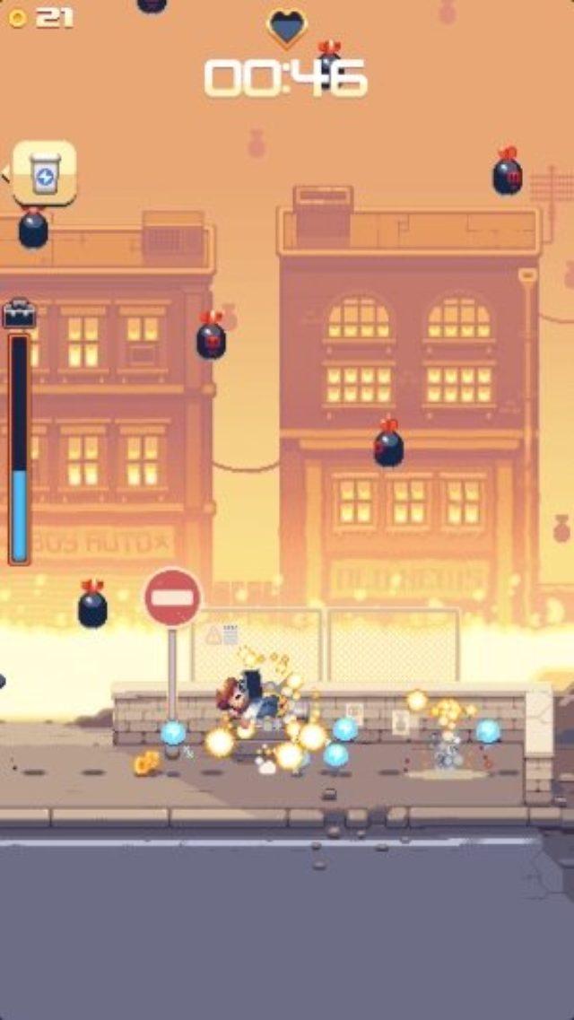 画像: 降り注ぐ爆弾を避けまくれ!避けアクション『Ultimate Briefcase』が超おもしろい♪