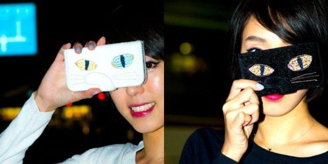 画像: セルフィーでも大活躍♡遊び心あふれるネコのiPhoneケース!