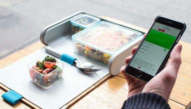 画像: 「明日のお弁当はコレ」レシピを決めてくれるハイテクお弁当箱がすごい!