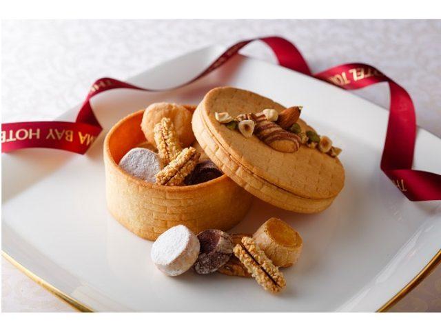 画像: 箱ごと食べられるクッキーボックスなど横浜ベイホテル東急の「ホワイトデースイーツ」はいかが?