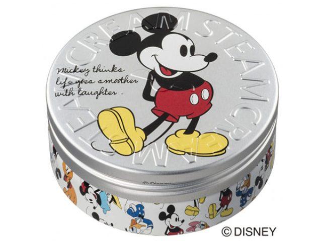 画像: おとなディズニーのマストアイテム!スチームクリームが2016年ディズニーデザイン缶を発売