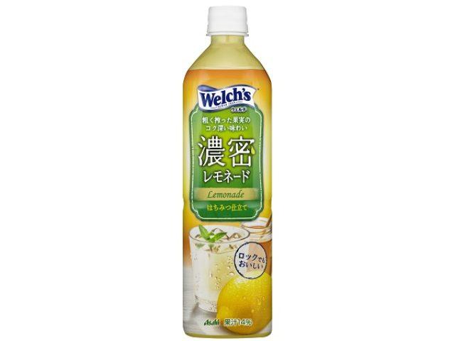 画像: Welch'sから濃密なレモネード・ライチが新発売!オン・ザ・ロックがおいしいかも?!