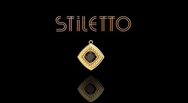 画像: 防犯グッズにもなるオシャレなウェアラブルアクセサリー『Stiletto』